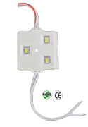 Module Injected 5630 SMD 3 LED 12VDC 0.72 Watt IP67 Water Proof NCNR