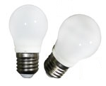 3 Watt LED Bulb 120VAC E27