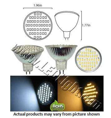 Image of a MR16 LED Bulb