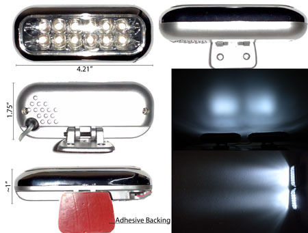 Picture of a led driving light