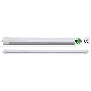 LED Tube 10 Watt 2 Foot 100-277VAC G13 Single End Power Frosted