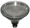 PAR 38 LED Bulb 120 VAC E26 30 Degree