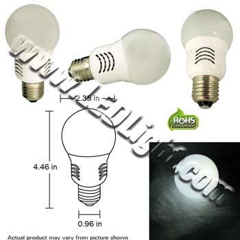 4 Watt Standard LED Light Bulb E27