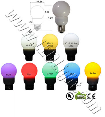 Standard LED Light Bulb