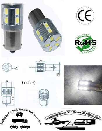 Image of BAU15S LED Light bulb