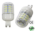 G9 male 48 SMT LED Light Bulb