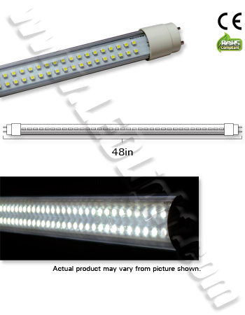 T8 T12 320 SMT 19 Watt 4 Foot LED Tube Light