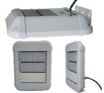 LED Wall Pack 132 Watt 120V UL 60 Degree