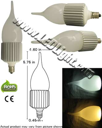 Candle Ultra Bright E12 LED Light