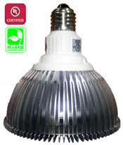 Par38 LED 12 Watt High Power Dim-able 85-260VAC 30 Deg E26