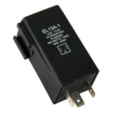 Flasher LED 12V DC 160W 3 Terminal Compatible with EL13A-1