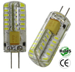 G4 GY6.35 2 Watt AC or DC 12V Dimmable G4