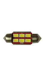 Festoon 6 Volt LED 1-1/2-Inches