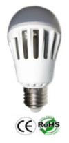 Bulb LED 7 Watt 10 to 30 Volt DC Low Voltage E27 Male NCNRNW