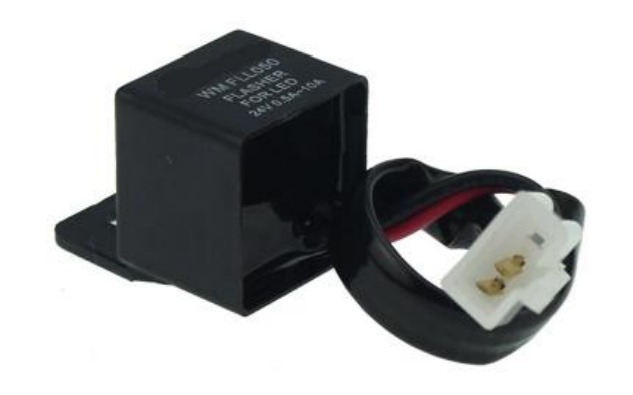 FR-3303 Flasher LED Compatible 12V 65W 2 Terminal