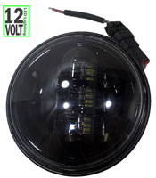LED Headlight 25 Watt 4.5