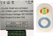 Touch Controller 1 Color RF 12V 6A 72W