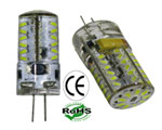 G4 G6.25 JC 3 Watt 360 Degree 12 Volt AC-DC