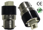 B22 male to G9 female Converter Adapter Socket