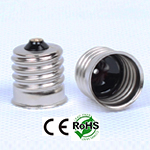 E17 Male Solder Copper Cap