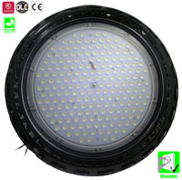 200 Watt High Bay UFO AC 90-305 V 60 Degree Dimmable
