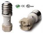 E39 Mogul Screw male to G12 GX12 female Converter