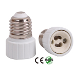 E27 male To GU10 female Converter Lamp Holder