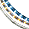 "LED Rope Light 1/2"" Diameter 12 VDC Per Foot NCNRNW"