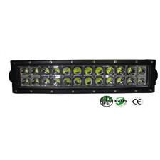 LED Bar Curved 72 Watt 10-30 VDC IP67 Spot Beam