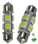 8 5050 SMD Full 360 Degree LED Lighting 36mm or 1 and 1/2 Inches