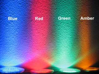LED Colors
