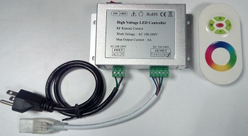 High Voltage RGB LED Controller 120 Volt product 68449.