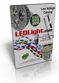 Catalog of LED Lights, LED Bulbs and LED Lamps for Low Voltage