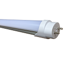 T8 LED Tube 18W 100-277V W/Wout out Ballast Single or Dual End C13 4 ft