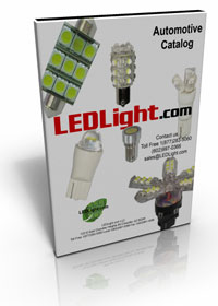 Catalog of LED Lights, LED Bulbs and LED Lamps for Automotive