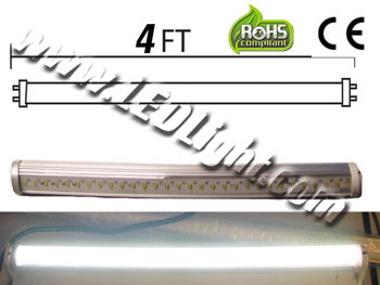 T12 T8 4 Foot 60 SMD LED Tube Light G13